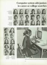 1974 East High School Yearbook Page 252 & 253