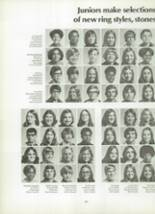 1974 East High School Yearbook Page 254 & 255