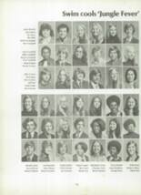 1974 East High School Yearbook Page 262 & 263
