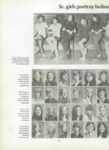 1974 East High School Yearbook Page 266 & 267