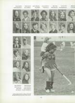 1974 East High School Yearbook Page 272 & 273