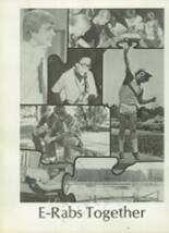 1974 East High School Yearbook Page 316 & 317
