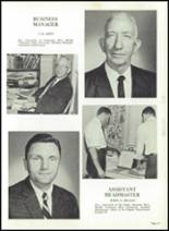 1967 Battle Ground Academy Yearbook Page 20 & 21
