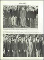 1967 Battle Ground Academy Yearbook Page 36 & 37