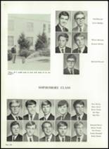 1967 Battle Ground Academy Yearbook Page 124 & 125