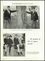 1967 Battle Ground Academy Yearbook Page 132 & 133