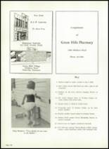 1967 Battle Ground Academy Yearbook Page 220 & 221
