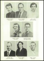 1955 Grundy Center High School Yearbook Page 12 & 13