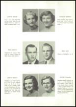 1955 Grundy Center High School Yearbook Page 18 & 19