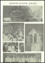 1955 Grundy Center High School Yearbook Page 22 & 23