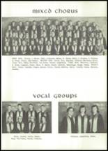 1955 Grundy Center High School Yearbook Page 38 & 39