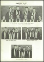 1955 Grundy Center High School Yearbook Page 40 & 41