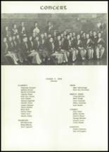1955 Grundy Center High School Yearbook Page 42 & 43