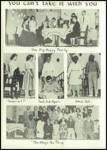 1955 Grundy Center High School Yearbook Page 44 & 45