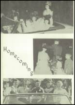 1955 Grundy Center High School Yearbook Page 46 & 47