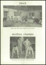 1955 Grundy Center High School Yearbook Page 52 & 53