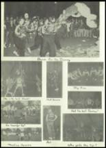 1955 Grundy Center High School Yearbook Page 54 & 55