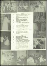 1955 Grundy Center High School Yearbook Page 58 & 59