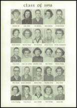 1955 Grundy Center High School Yearbook Page 60 & 61