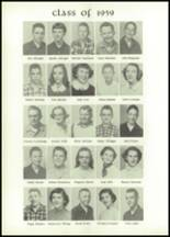 1955 Grundy Center High School Yearbook Page 62 & 63