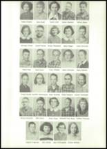 1955 Grundy Center High School Yearbook Page 64 & 65