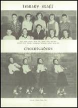 1955 Grundy Center High School Yearbook Page 66 & 67