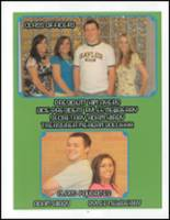 2008 Eula High School Yearbook Page 20 & 21