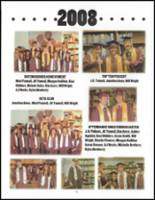 2008 Eula High School Yearbook Page 46 & 47