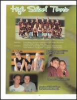 2008 Eula High School Yearbook Page 86 & 87