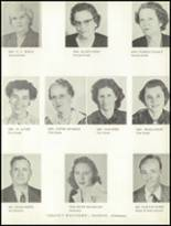 1954 Geneva County High School Yearbook Page 10 & 11