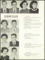 1954 Geneva County High School Yearbook Page 12 & 13