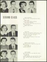 1954 Geneva County High School Yearbook Page 14 & 15