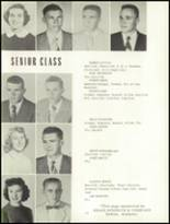 1954 Geneva County High School Yearbook Page 16 & 17