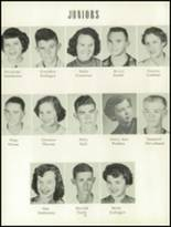 1954 Geneva County High School Yearbook Page 18 & 19
