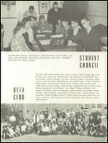 1954 Geneva County High School Yearbook Page 40 & 41