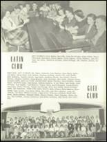 1954 Geneva County High School Yearbook Page 42 & 43