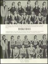 1954 Geneva County High School Yearbook Page 56 & 57