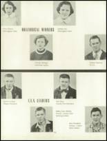 1954 Geneva County High School Yearbook Page 58 & 59