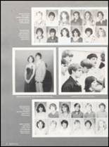 1982 Clyde High School Yearbook Page 36 & 37