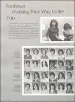 1982 Clyde High School Yearbook Page 38 & 39