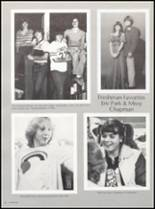 1982 Clyde High School Yearbook Page 40 & 41