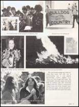 1982 Clyde High School Yearbook Page 44 & 45