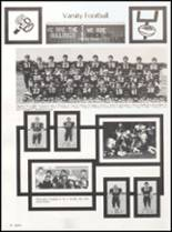 1982 Clyde High School Yearbook Page 46 & 47