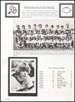 1982 Clyde High School Yearbook Page 52 & 53