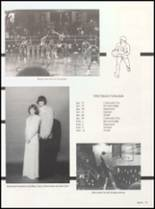 1982 Clyde High School Yearbook Page 54 & 55