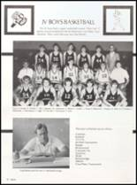 1982 Clyde High School Yearbook Page 56 & 57