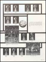 1982 Clyde High School Yearbook Page 58 & 59