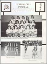 1982 Clyde High School Yearbook Page 60 & 61
