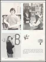 1982 Clyde High School Yearbook Page 80 & 81