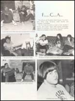 1982 Clyde High School Yearbook Page 84 & 85